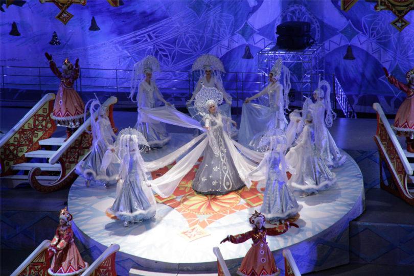 Билеты на Новогоднюю елку в Кремле