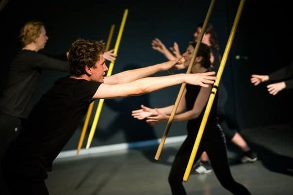 Курсы актерского мастерства и импровизации
