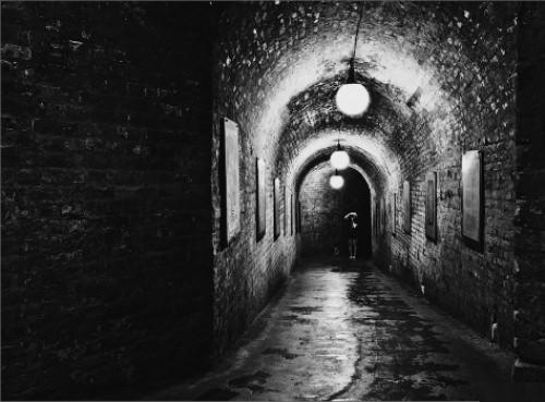 Лабиринт «В темноте»