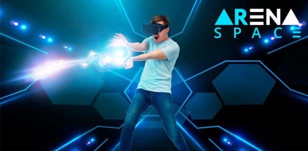 Купон на аттракционы виртуальной и дополненной реальности
