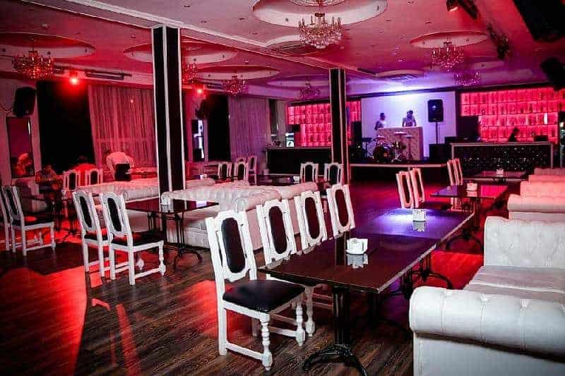Ресторан-клуб Garnet Club