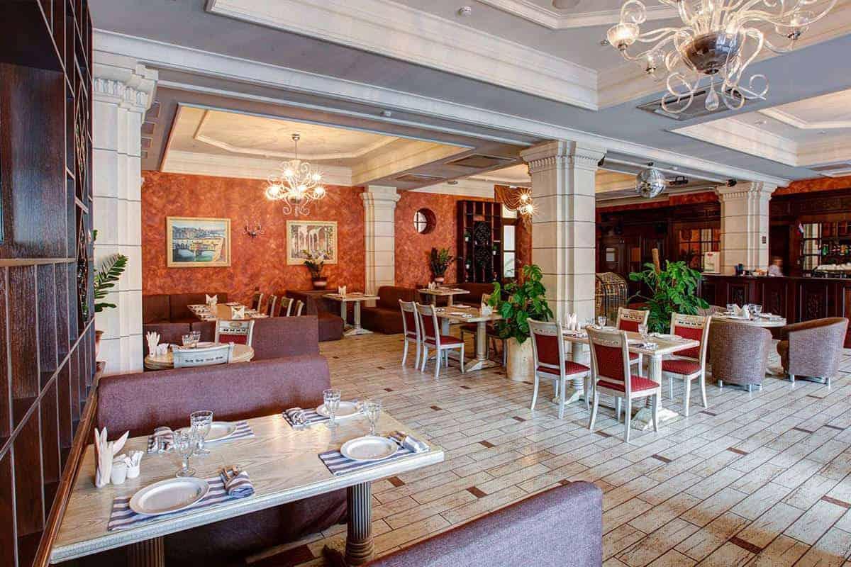 Итальянский ресторан Villa Toscana
