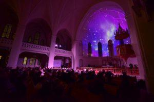 Концерт в Кафедральном соборе