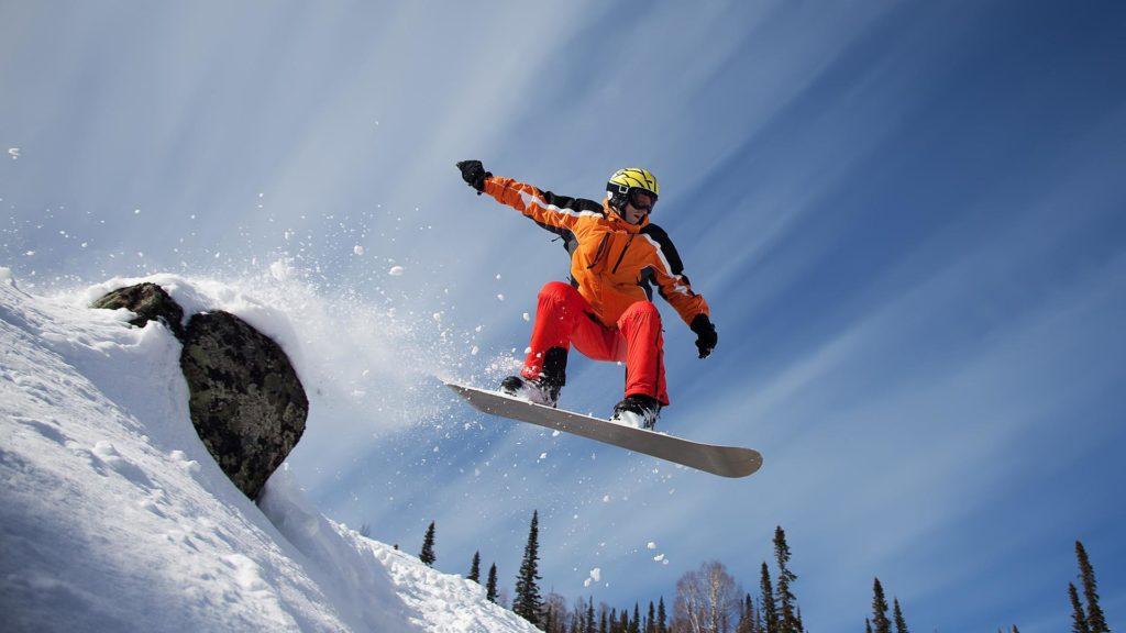 Все для сноуборда