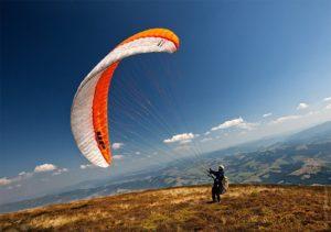 Тандемный полет на параплане или паралете от Free Fly Team