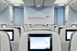 Авиабилеты Austrian