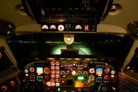 Виртуальное пилотирование на авиасимуляторе