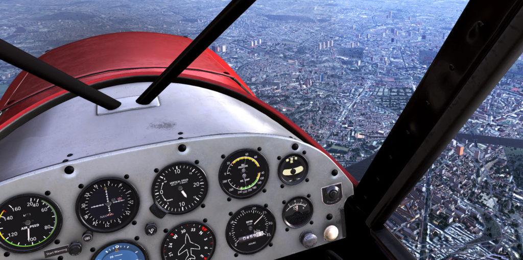 Купон на виртуальное пилотирование
