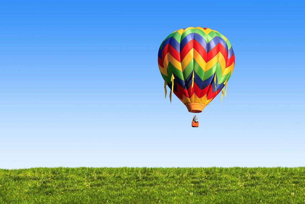 Полет на воздушном шаре в клубе «Аэронавтика»