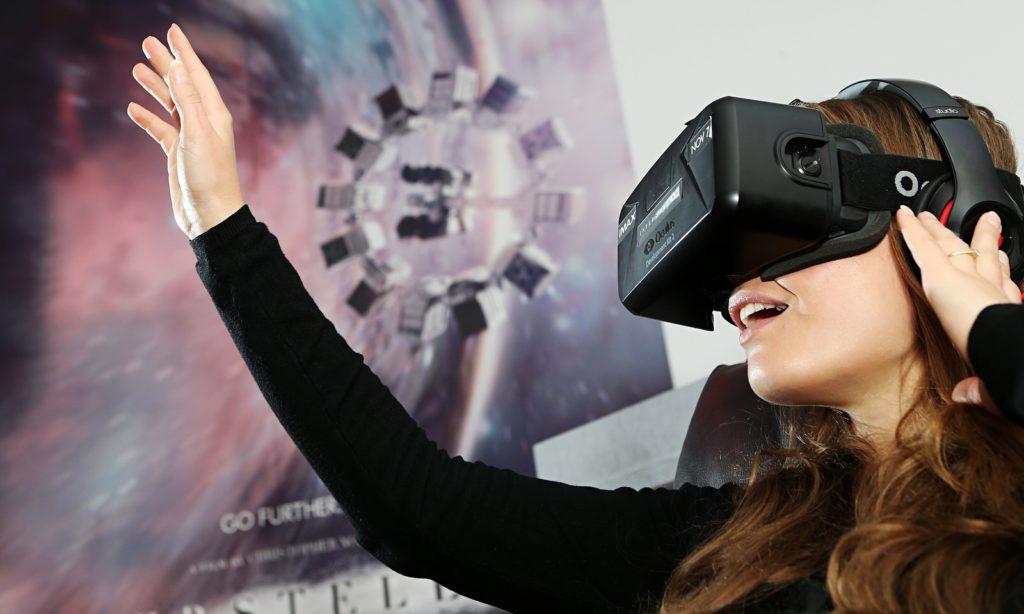 Аттракционы виртуальной и дополненной реальности
