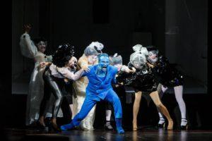 Спектакль «Опера нищих»