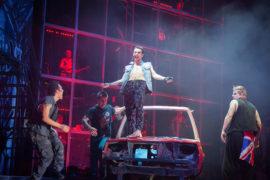 Рок-опера Todd — 5 лет на сцене