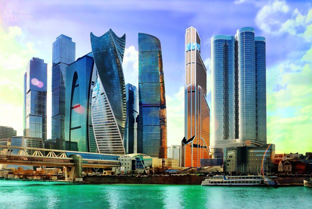 Обзорная экскурсия по «Москва-Сити» и многое другое
