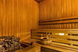 Отдых в русско-финской сауне