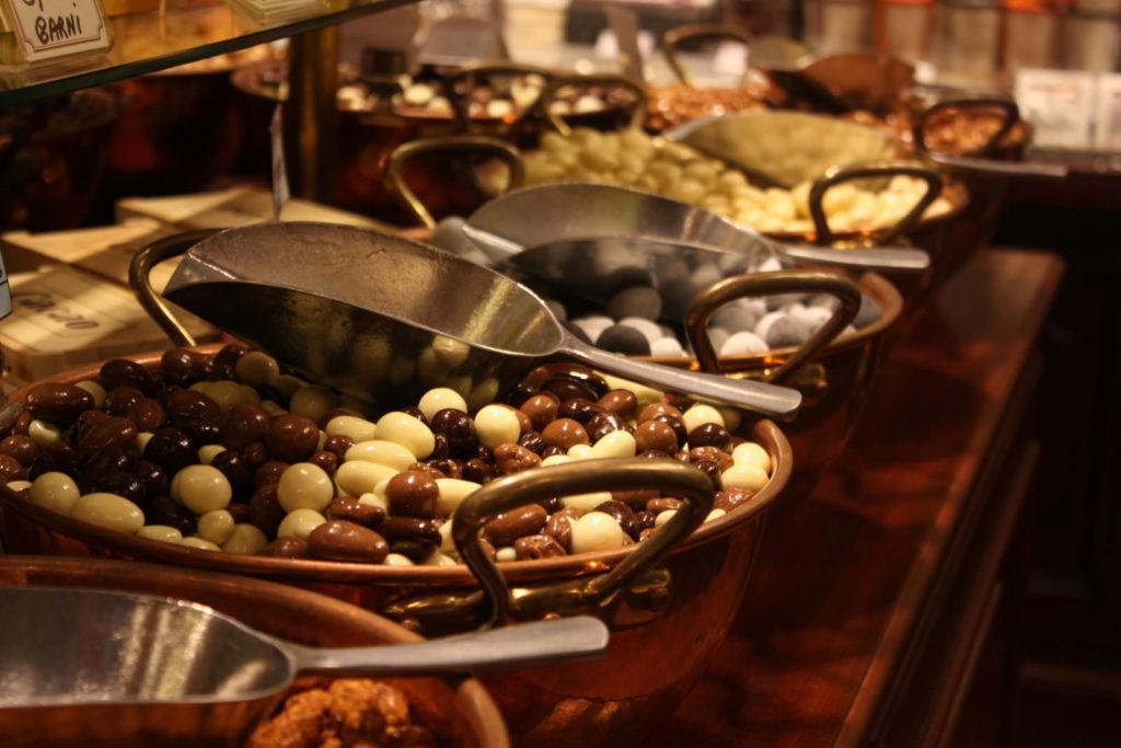 Мастер-класс на шоколадной фабрике «Конфаэль»