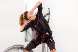 EMS-тренировки в фитнес-центре Body care