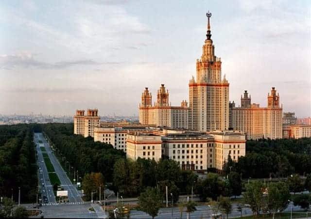 Экскурсия московское метро и сталинские высотки