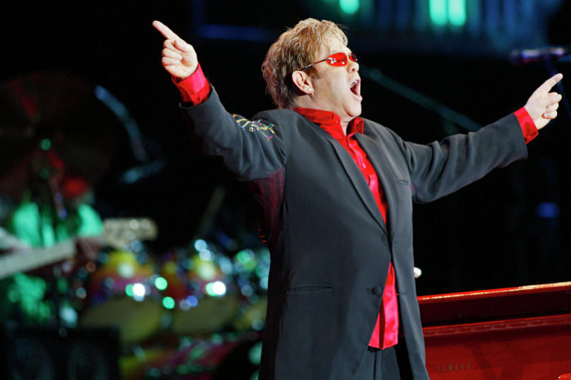 Билеты на концерт Elton John