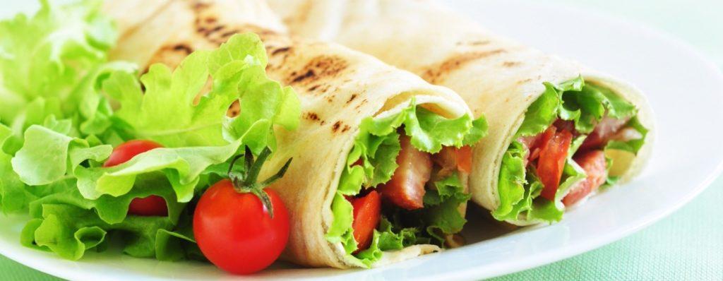 Сбалансированная готовая еда для спортсменов