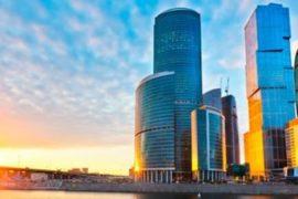 Экскурсия по Москва-Сити