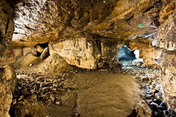 Экскурсия в Сьяновские Каменоломни