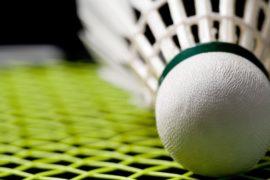Занятия бадминтоном в клубе Play Badminton