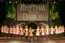 Шоу Rhythm of the dance