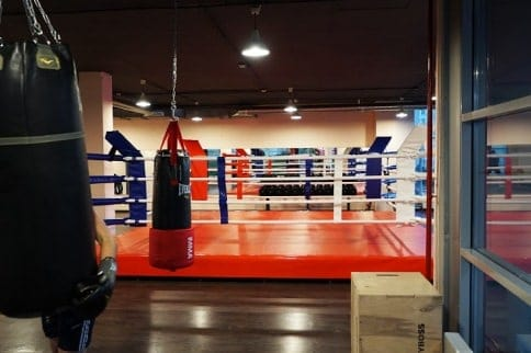 Абонемент в Rocky Boxing Club