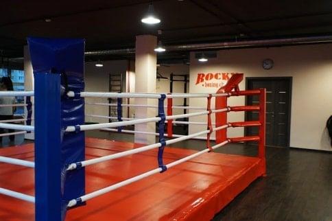 Клуб Rocky Boxing Club