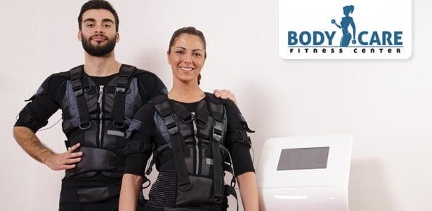 Купон на EMS-тренировки в фитнес-центре Body care