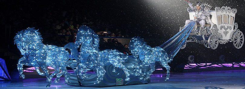 Билеты на ледовое шоу Щелкунчик 2