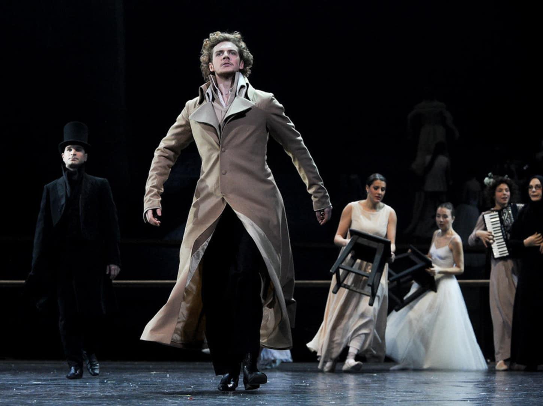 Спектакль Евгений Онегин в Москве