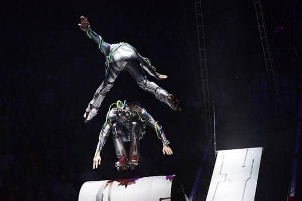 Билеты на шоу UFO. Цирк с другой планеты