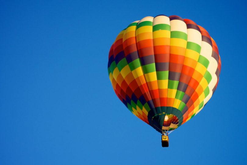 Полет на воздушных шарах