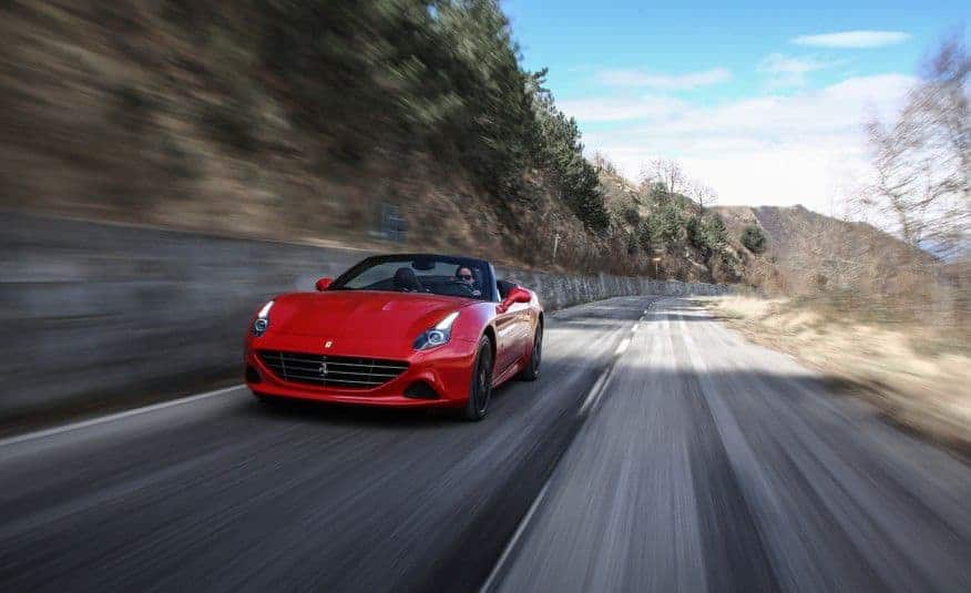 Купон на прокат Ferrari