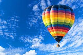 Полет на воздушном шаре от компании «Аэровальс»