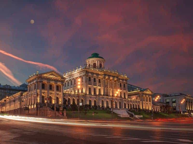 Экскурсия «Москва – территория призраков»