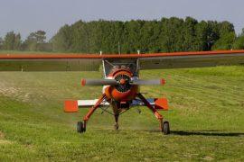 Обучение пилотированию самолета от «Аэропрактика»
