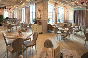 Итальянский ресторан La Ferme