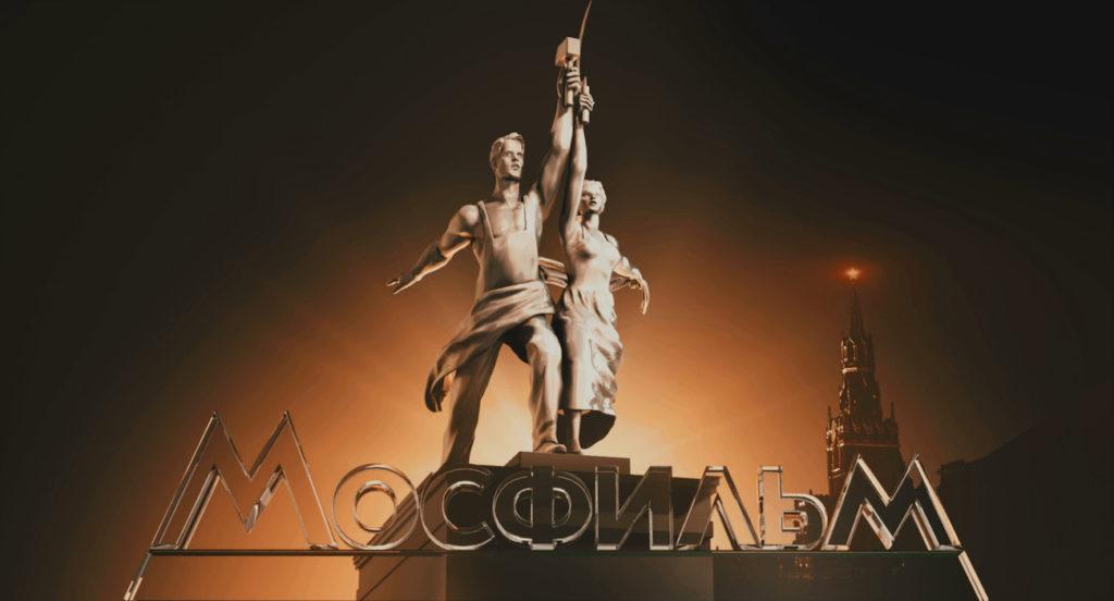 Экскурсия по киностудии Мосфильм