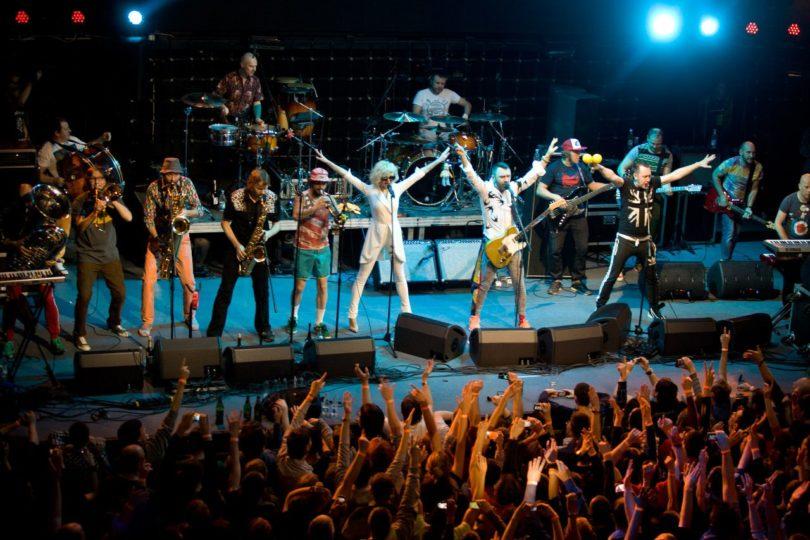 Билеты на концерт Ленинград