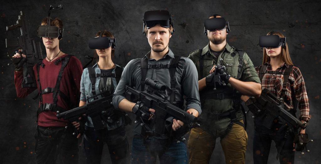 Билеты на квест в виртуальной реальности