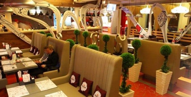 Где можно поужинать в Москве: 5 ресторанов