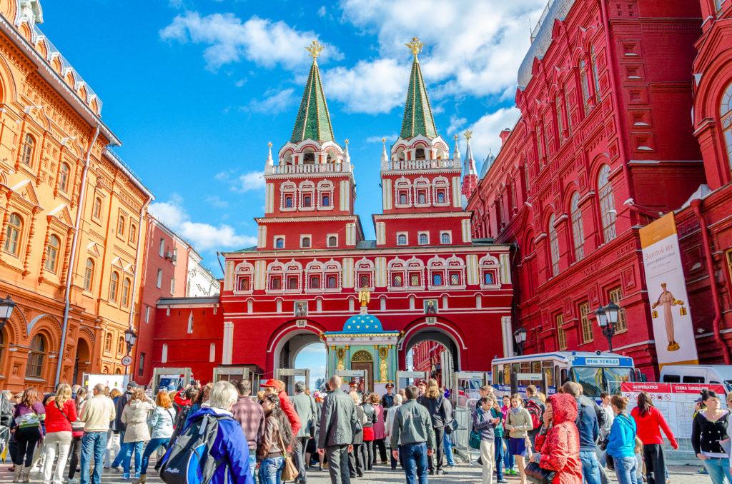Развлечения в столице на День города