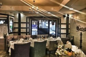Ресторан европейской кухни Brioche
