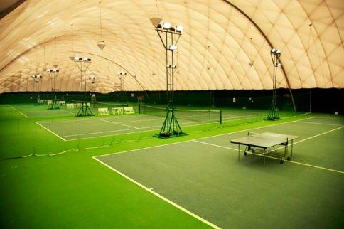 Клуб Gold Fitness Теннис