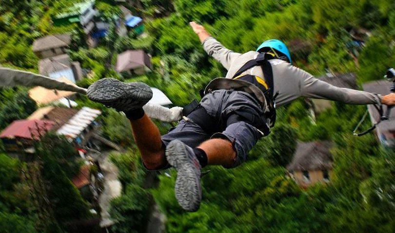 Купон на прыжок с веревкой