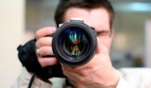 Обучение фотографии в Москве