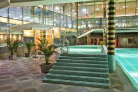 Отдых в загородном spa-отеле Novahoff