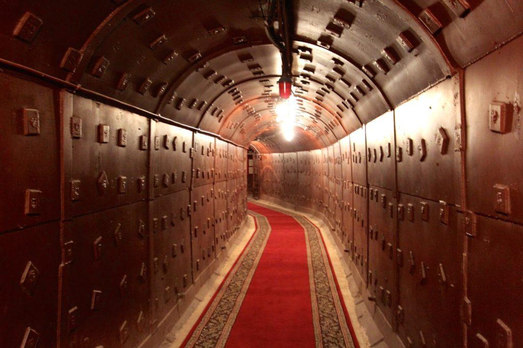 Экскурсия в бункер Сталина-42